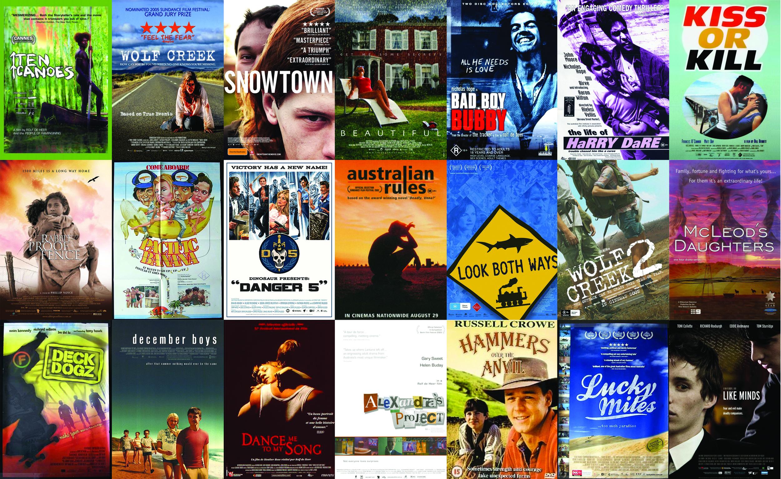 SA Films