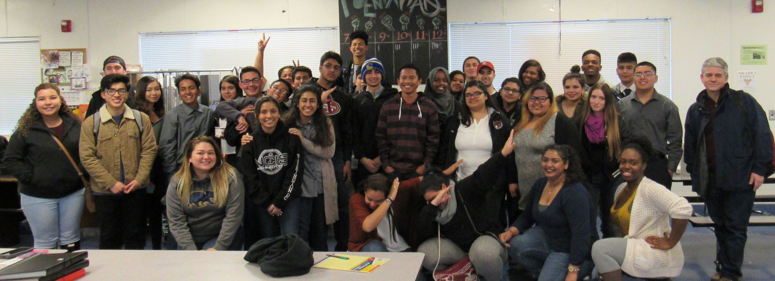 More than 50 students furthered their debate skills