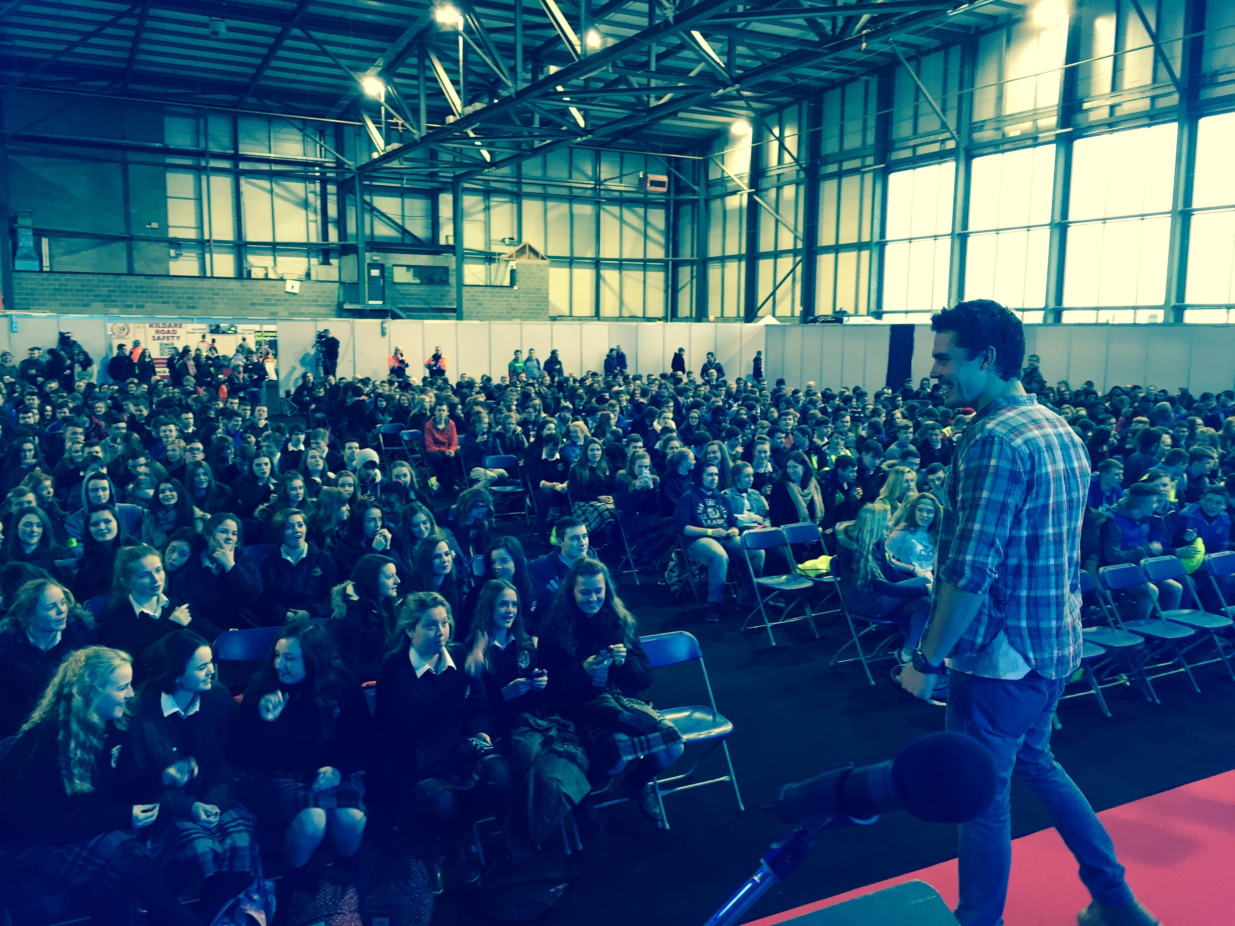 Andrew Morely schools presentation