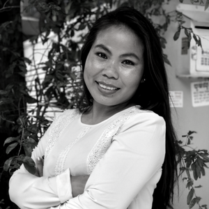 Born in Vietnam,  Sina Vann  was abducted from school and sold to a brothel in Cambodia where she was forced to service up to 20 or 30 clients a day for many years and at great personal sacrifice.  When eventually the brothel was raided by police, she spoke no english or khmer and was unable to return home. She was referred to local service, AFESIP Cambodia, where the first connection was made with Somaly Mam and her team to help her to rebuild her life.  She showed a natural affinity for leadership, despite the trauma endured and became a support for other girls at the centre to overcome their fears too.  Within 12 months, she began training as a social outreach worker and has been employed by AFESIP since 1998.  She now leads the social outreach program.