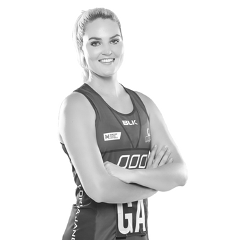 Gretel Tippett  has made her mark as one of netball's great innovators since making her Firebirds debut in 2014.  The former basketball star delights Firebirds fans and bamboozles opposition defences with her stylish approach to the game, which includes an athletic, all-action play style and a trademark lay-up shot. Her talents were recognised at international level after the Firebirds' 2015 ANZ Championship win when she was handed her maiden Australian Diamonds cap.  The sister of AFL stars Kurt and Joel has struck one of the league's great attacking partnerships with shooting companion Romelda Aiken, laying on myriad goals for the Jamaican star – and netting a hatful herself, including the match winner in the 2015 ANZ Championship grand final – since their pairing.