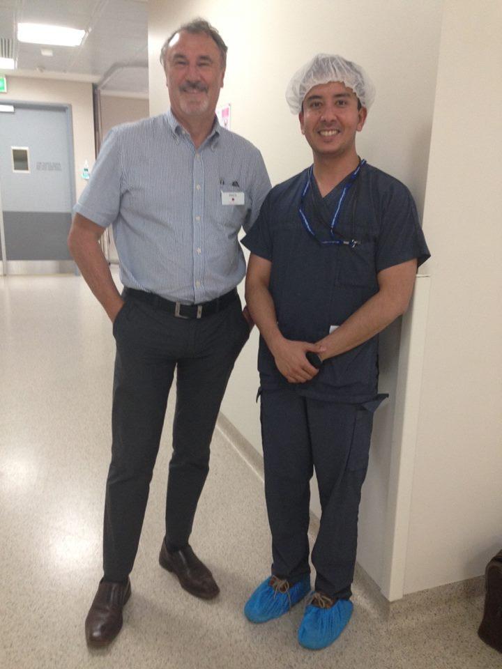 Dr Jafri & Paul