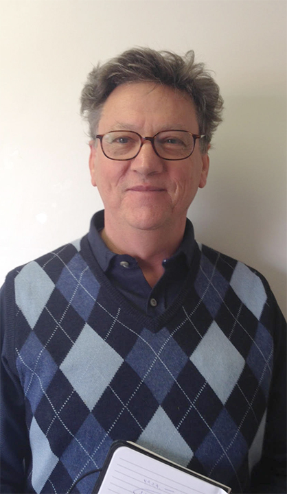 Audiologist, Ian Henderson