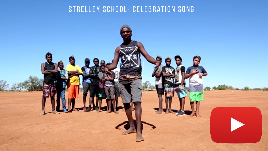 Click the image above to check out the Strelley School Celebration Song!