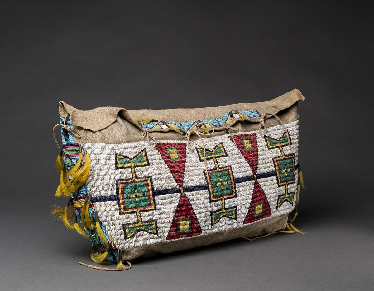 Possible Bag, Central Plains, c. 1880