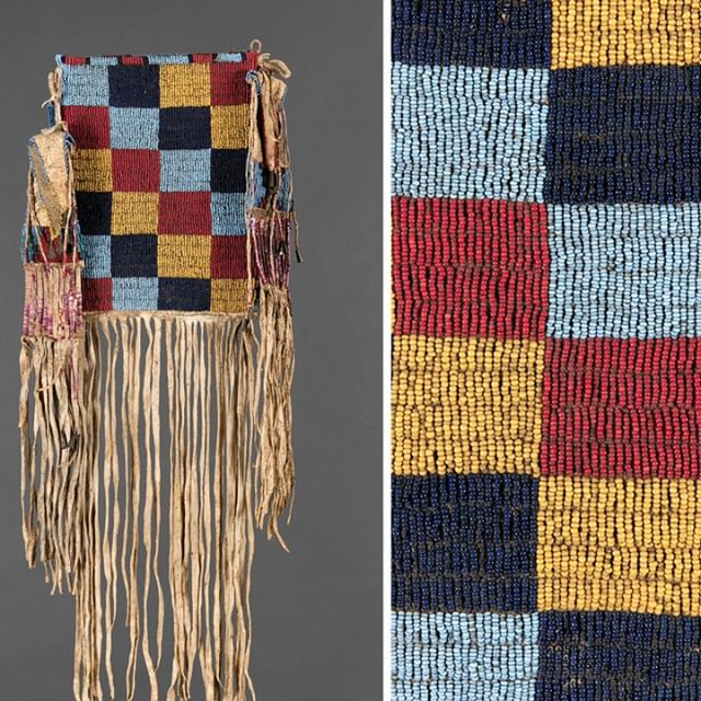 "Summer Lecture Series Part 3: ""Plains Culture & Beadwork""  Saturday, June 29th, 10:30am - 11:30am Space is limited - Email or call us to reserve your spot today!  #morningstargallery #artgallery #antiquenativeamericanart #nativeamericanart #santafenm #canyonroad #gallerytalk"