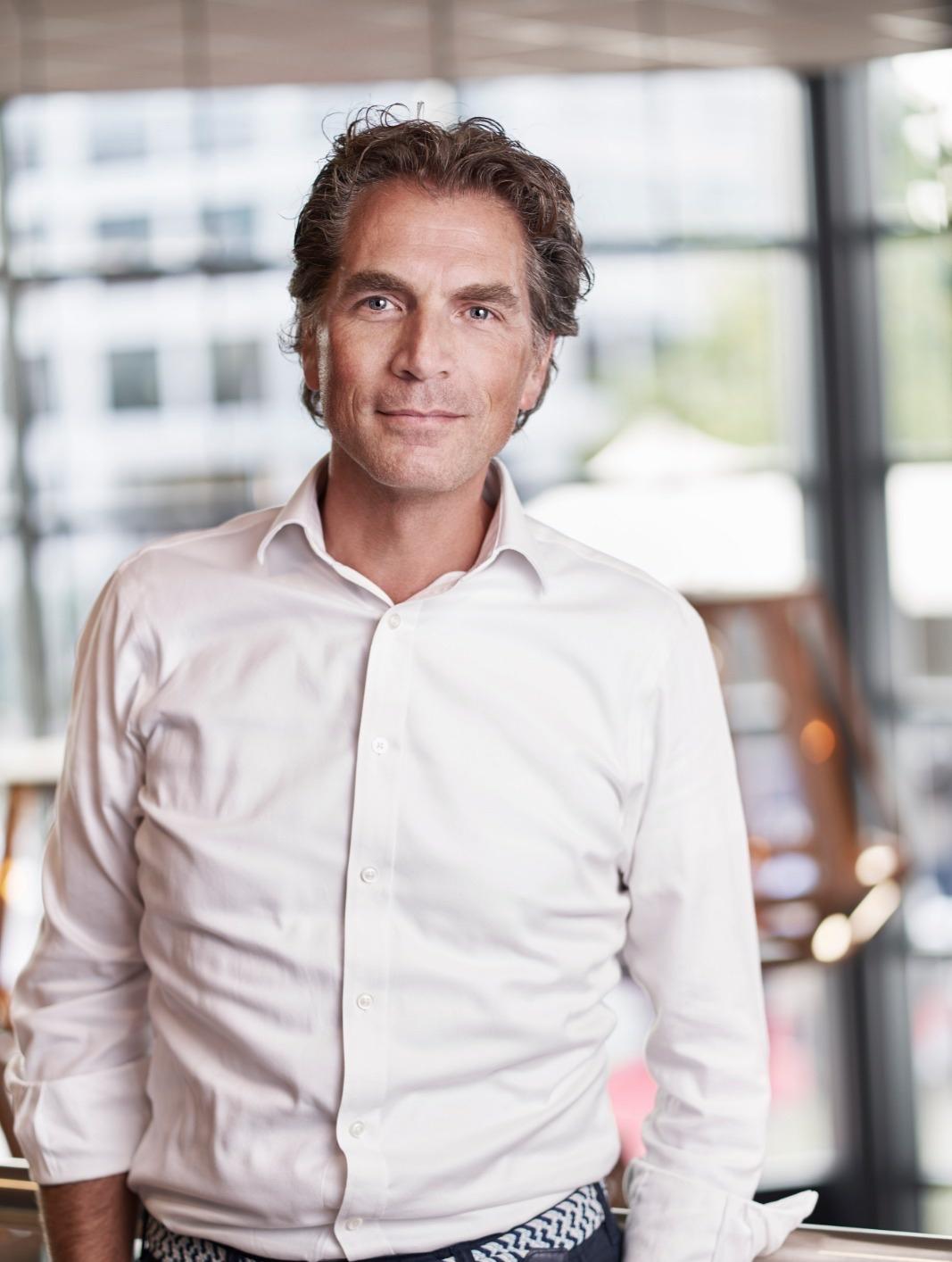 Pim Polak  Elana bv, Utrecht, NL  Managing Director & President