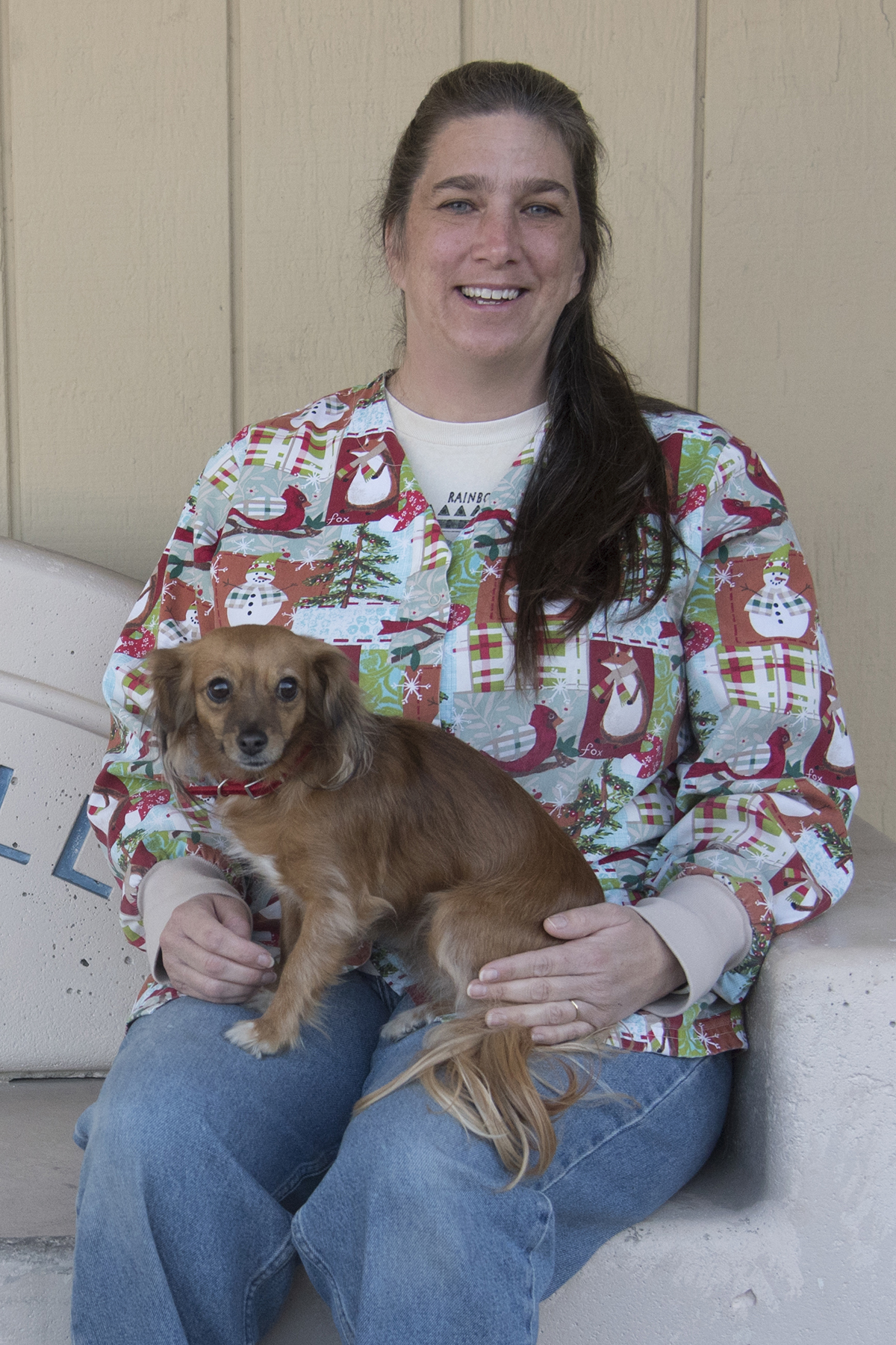 Sandy: Kennel Assistant