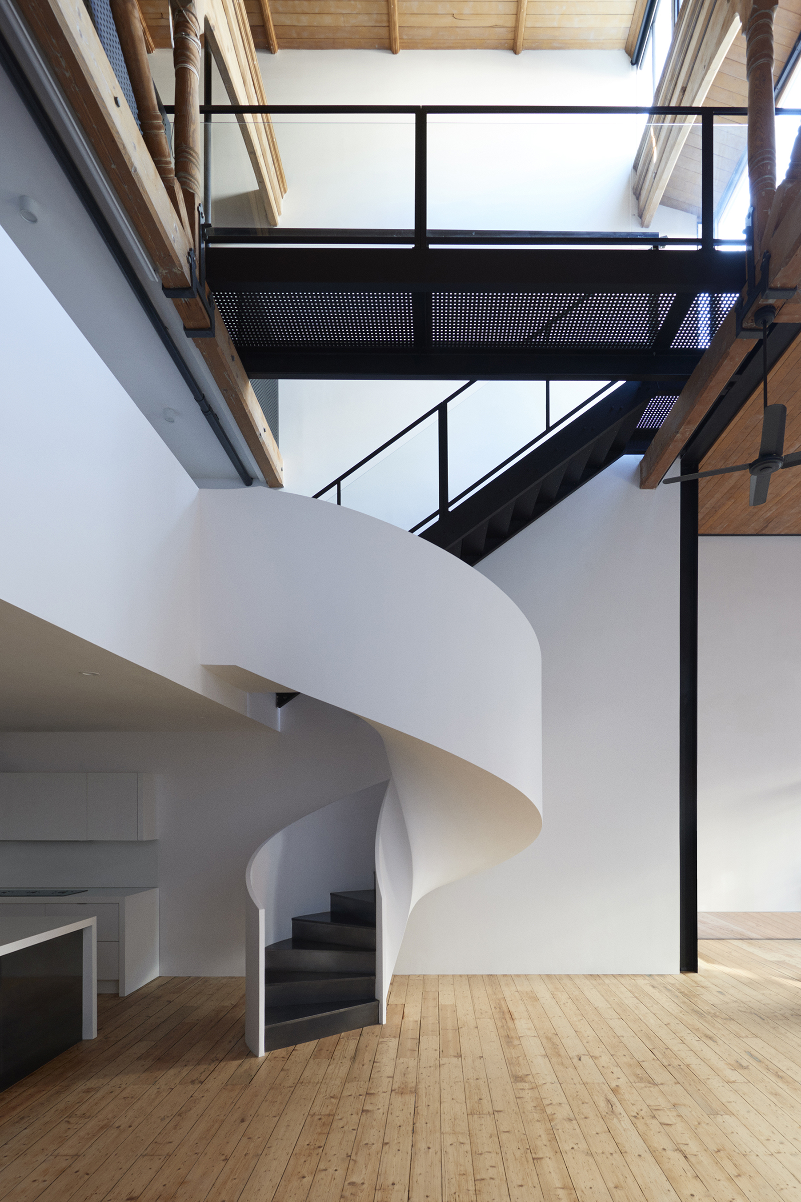 Skywalk Apartment, Collingwood