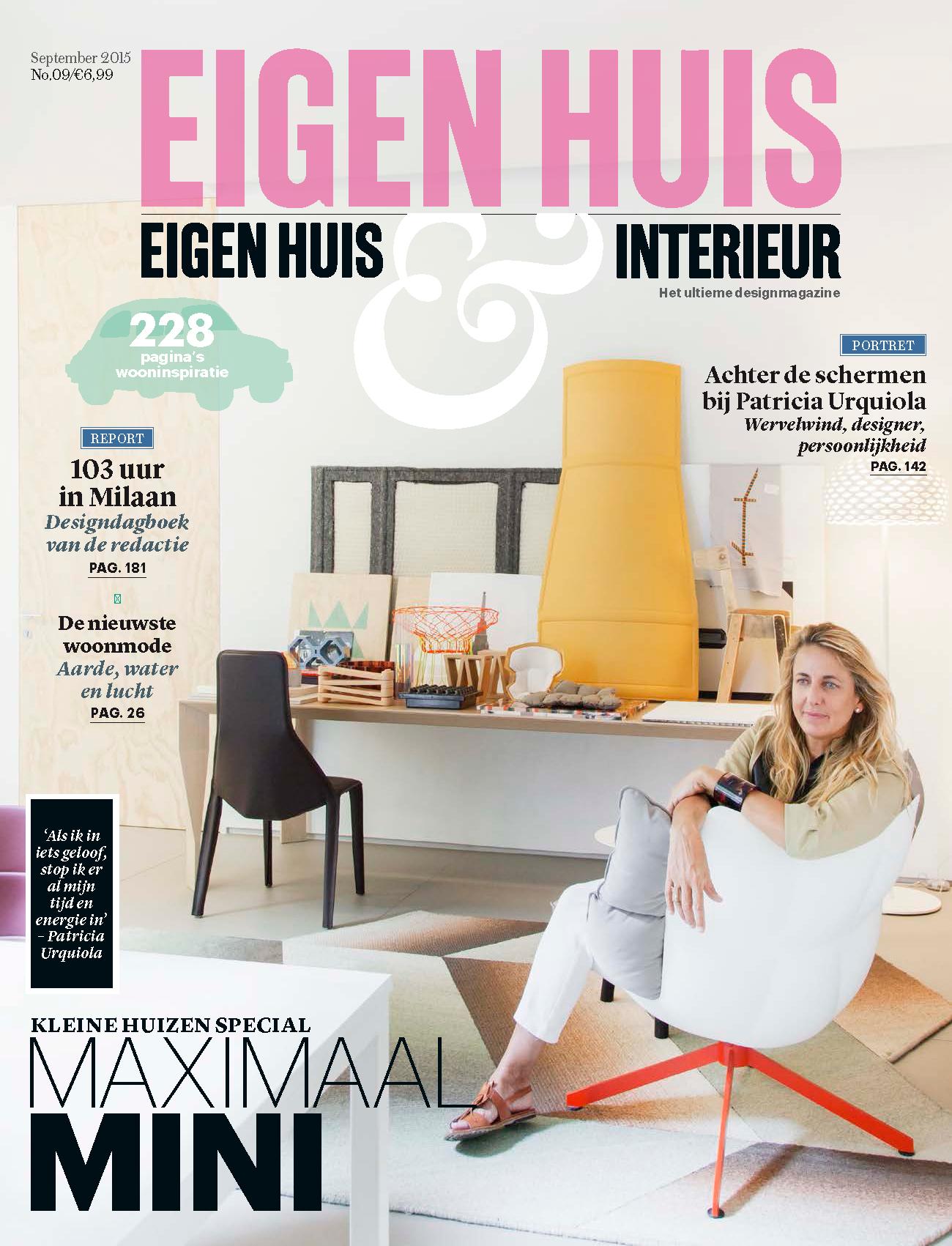 Eigen Huis & Interieur 2016 - Moooi Collection