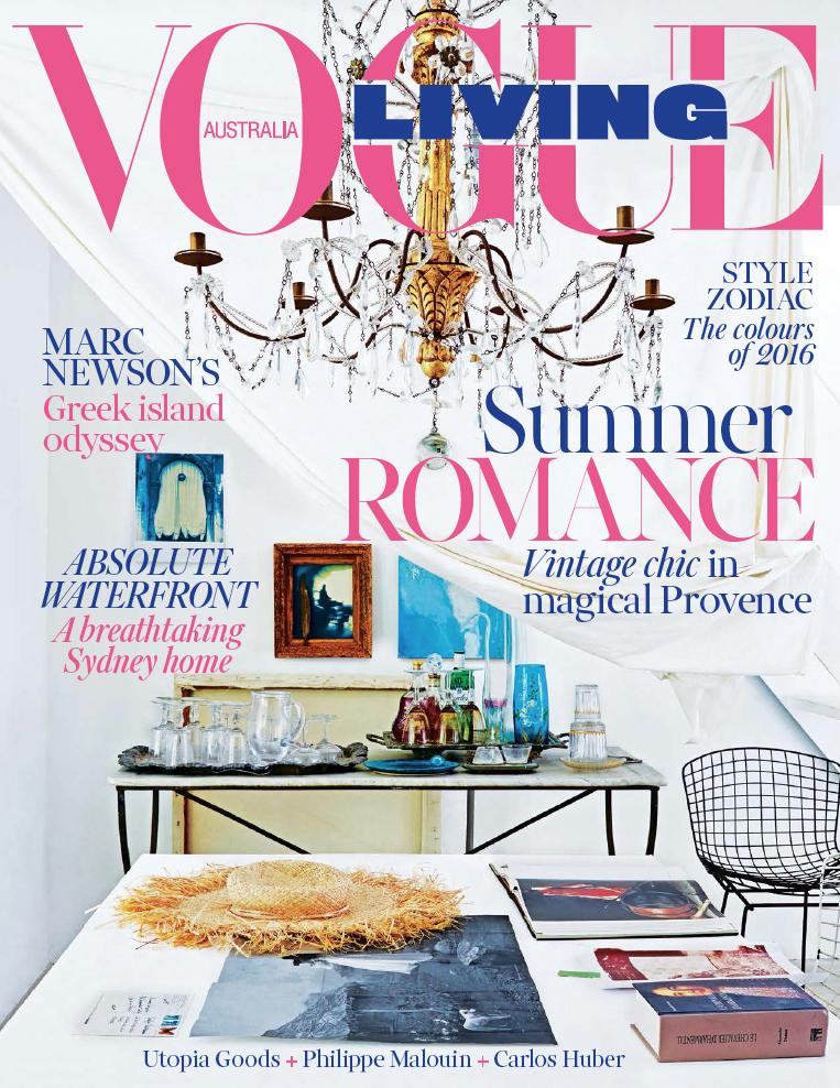 Vogue Living 2016