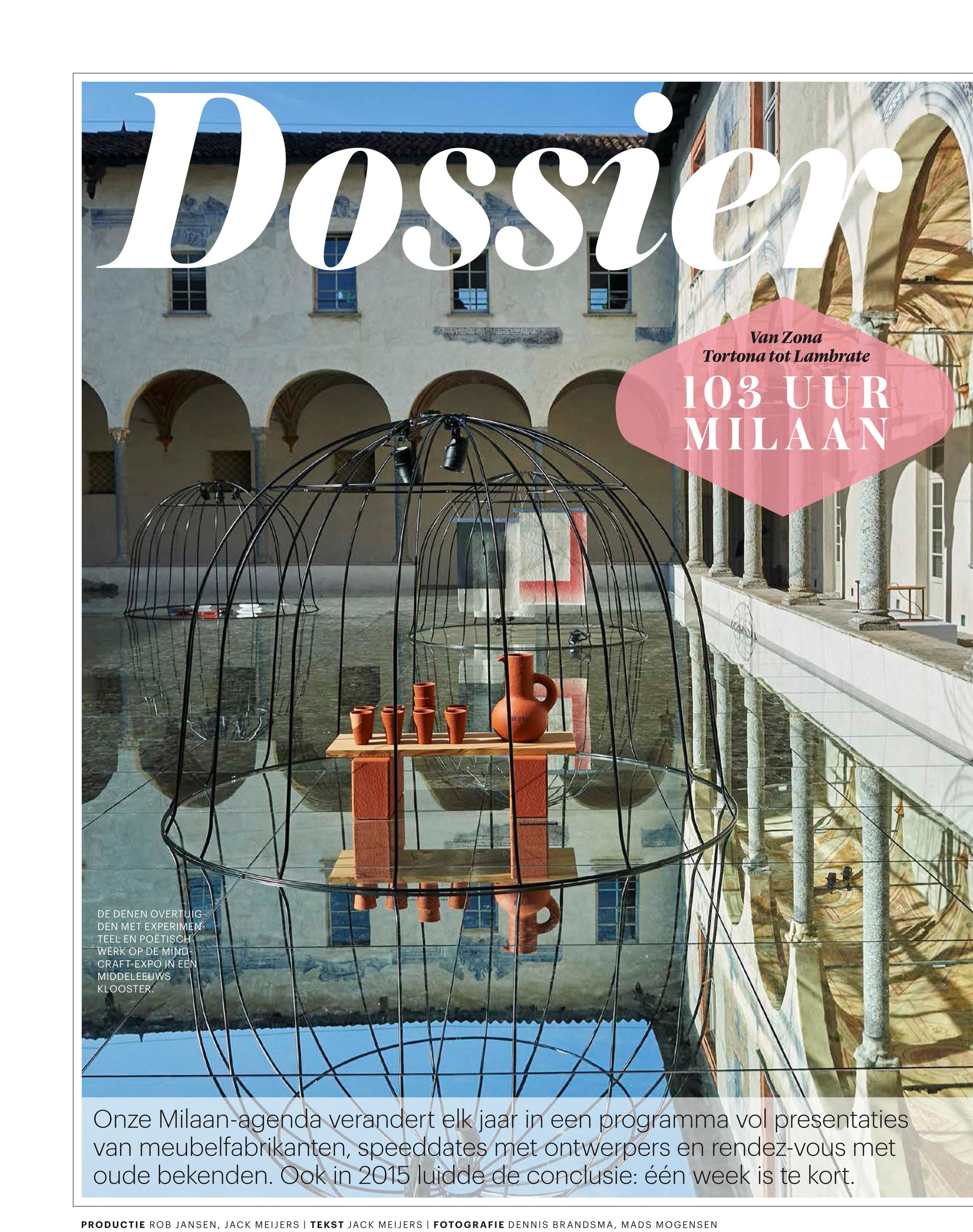 Eigen Huis & Interieur 2015 - Milan Dossier