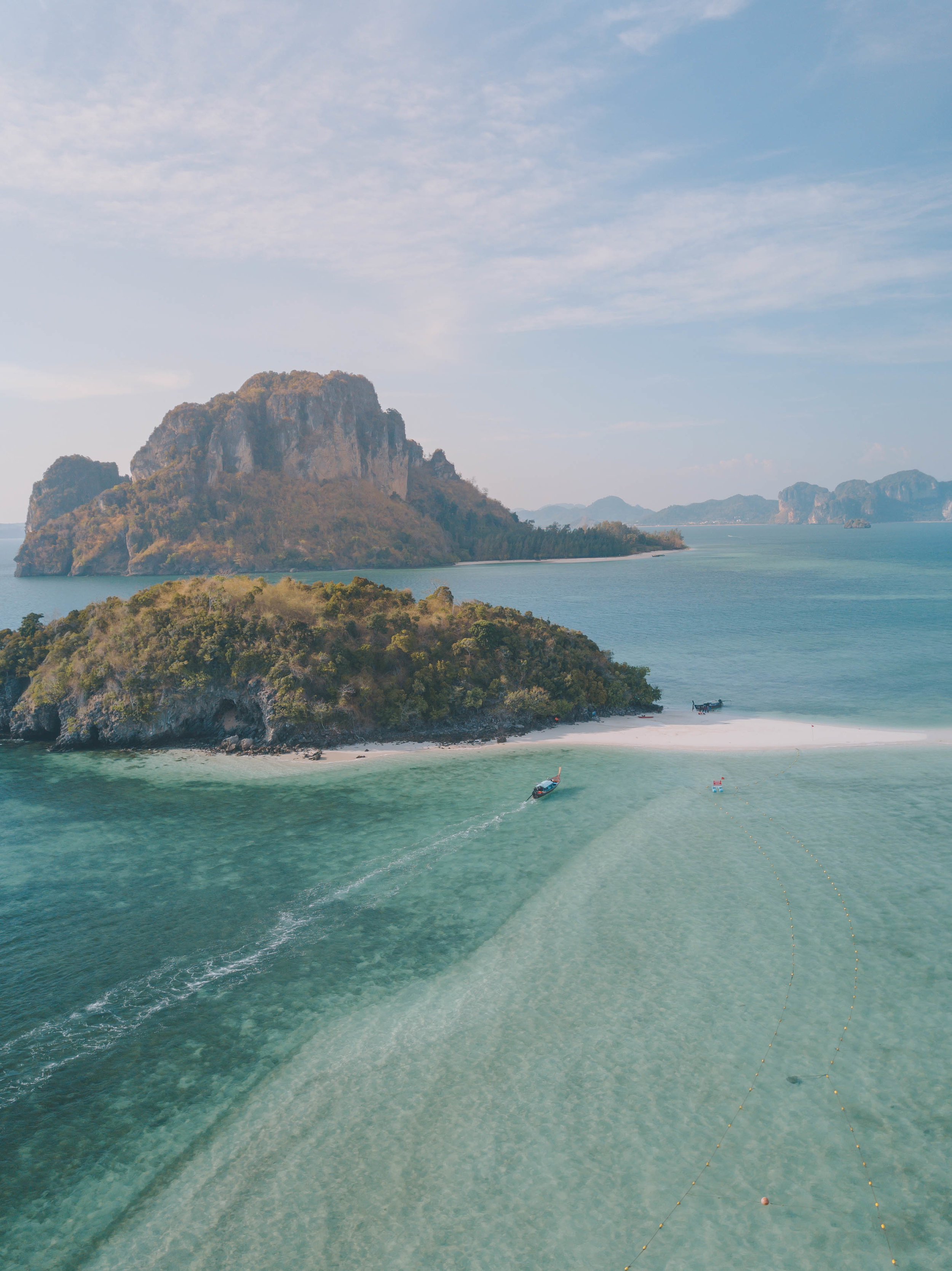 Krabi ; Tup Island