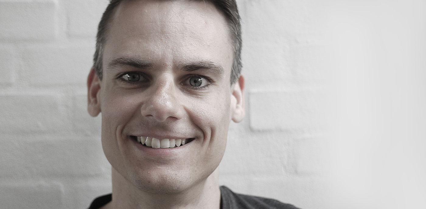 Lars Tomlinson, chefkonsulent Region Sjælland (Regional Udvikling)