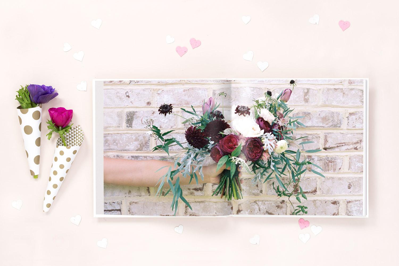 Blurb Valentine's Campaign