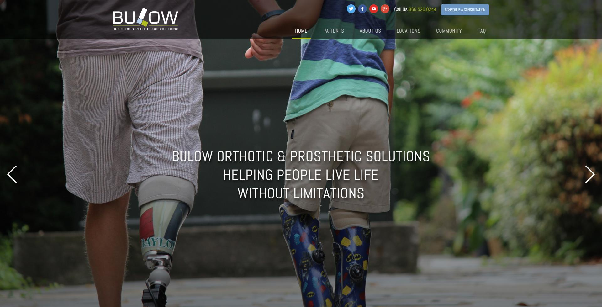 Bulow Orthotic & Prosthetic Solutions