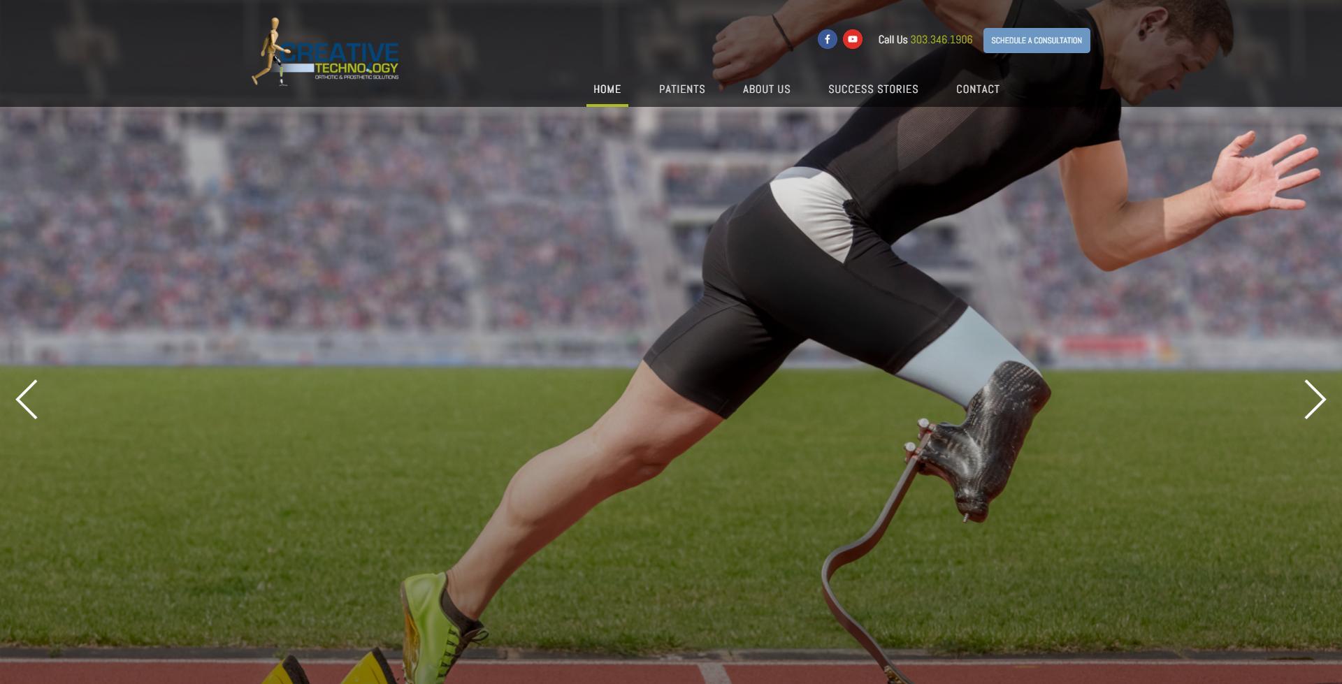 Creative Technology Prosthetics Orthotics