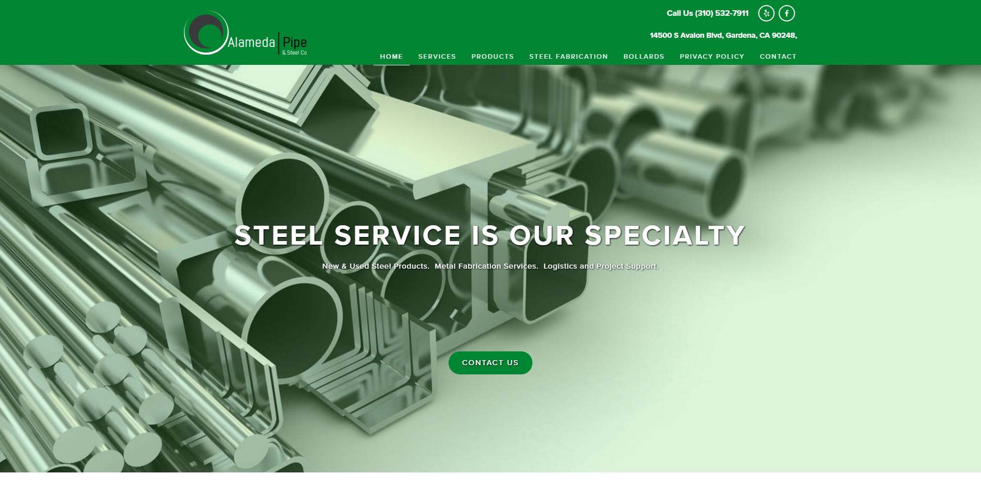Alameda Pipe & Steel Company