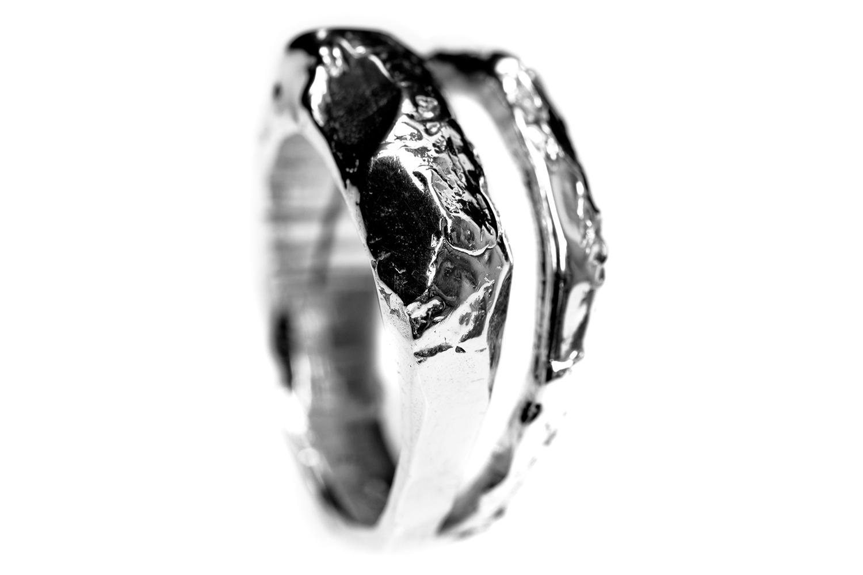 Double Glacier Ring