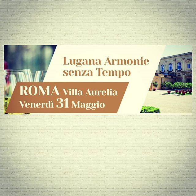 """Mancano solo 10 giorni al bellissimo evento a #roma """"armonie senza tempo """" dove potrete degustare presso la meravigliosa #villaaurelia più di 90 tipologie di #lugana . Vi aspettiamo nella #cittaeterna ! . #selvacapuzza #degustazione #lugana #enoturismo #holiday #enoturismo #instagarda #winetasting #luganalover #winelover #wineporn #eventi #vinoitaliano #instawine #wineoclock #winemoments"""