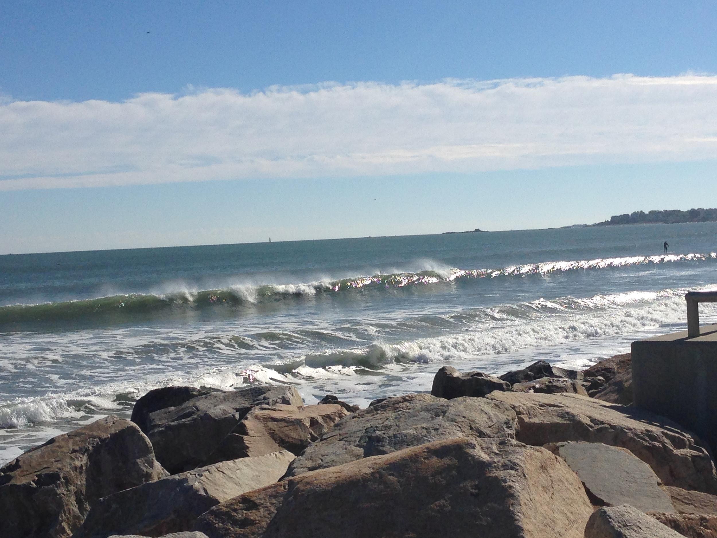 Beautiful Nantasket Beach ... Photo Credit: me