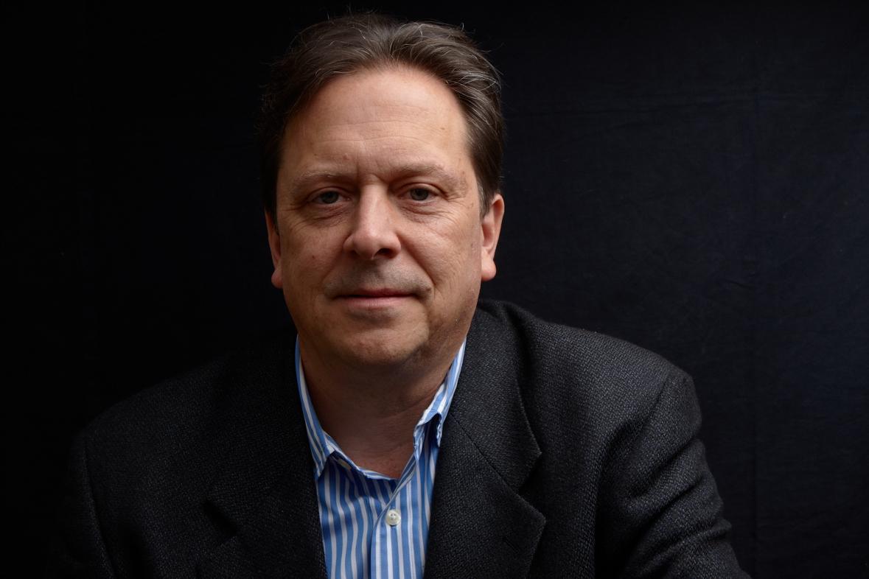 Author Jefferson Morley