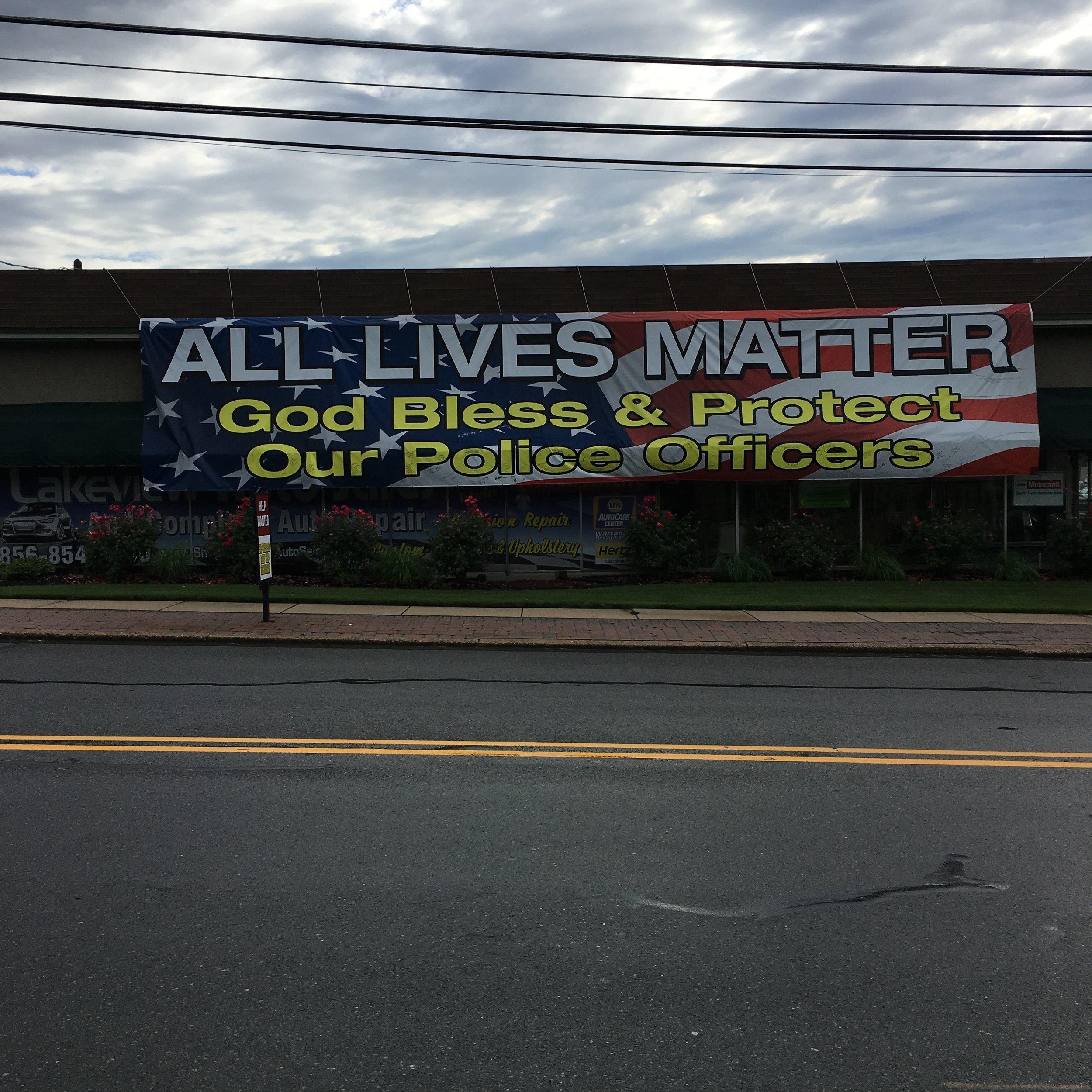 Lakeview Custom Coach, Oaklyn, NJ. Photo credit - me.