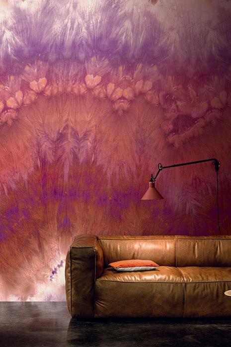 Casamance Azuli Wallpapers