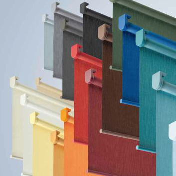 Silent Gliss Colorama Blinds