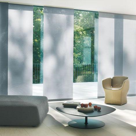 Silent Gliss Shading Panels