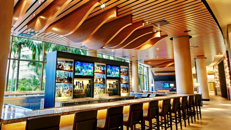 Marriott Marina Kitchen Restaurant & Bar