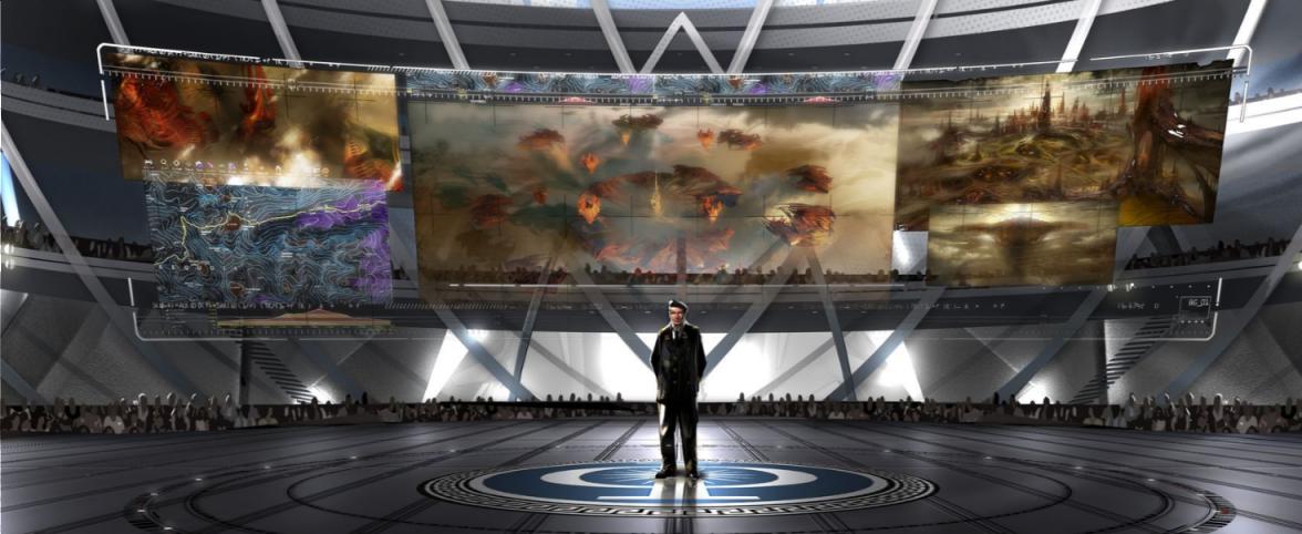 """Enders Game"" (OddLot Entertainment)"