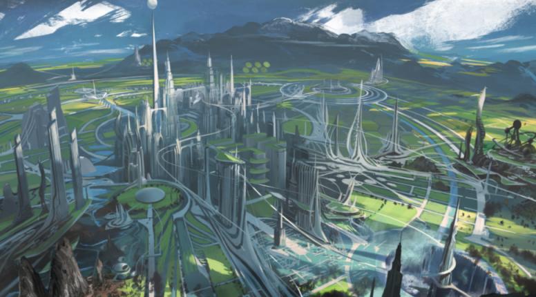 """Tomorrowland"" (Disney)"