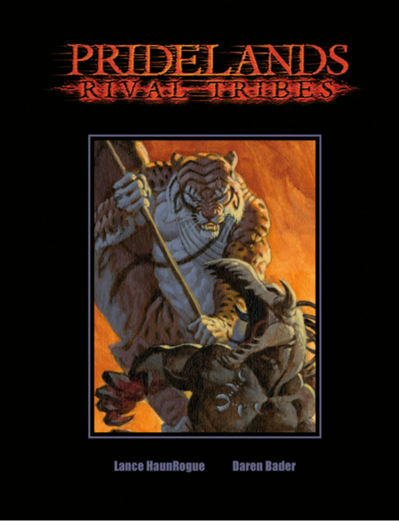 """Pridelands: Rival Tribes"""