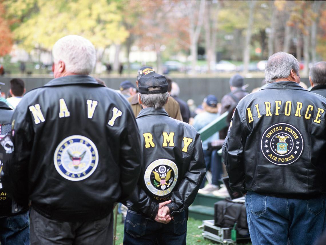 Vietnam Veterans Memorial, 2013