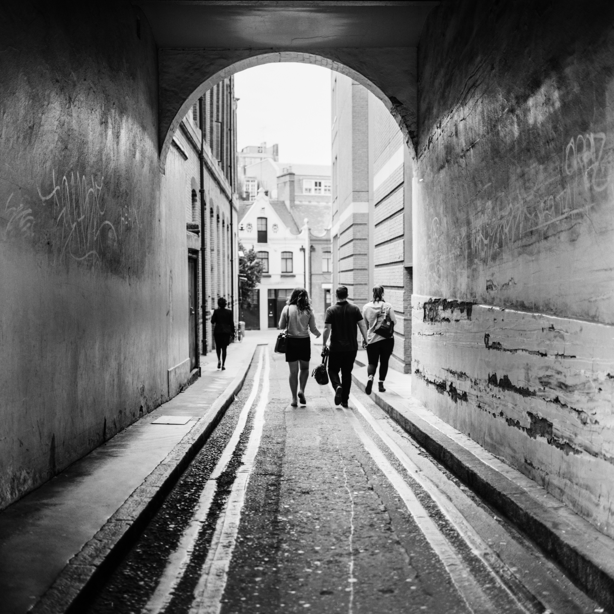 To the Other Side, London, UK, 2016
