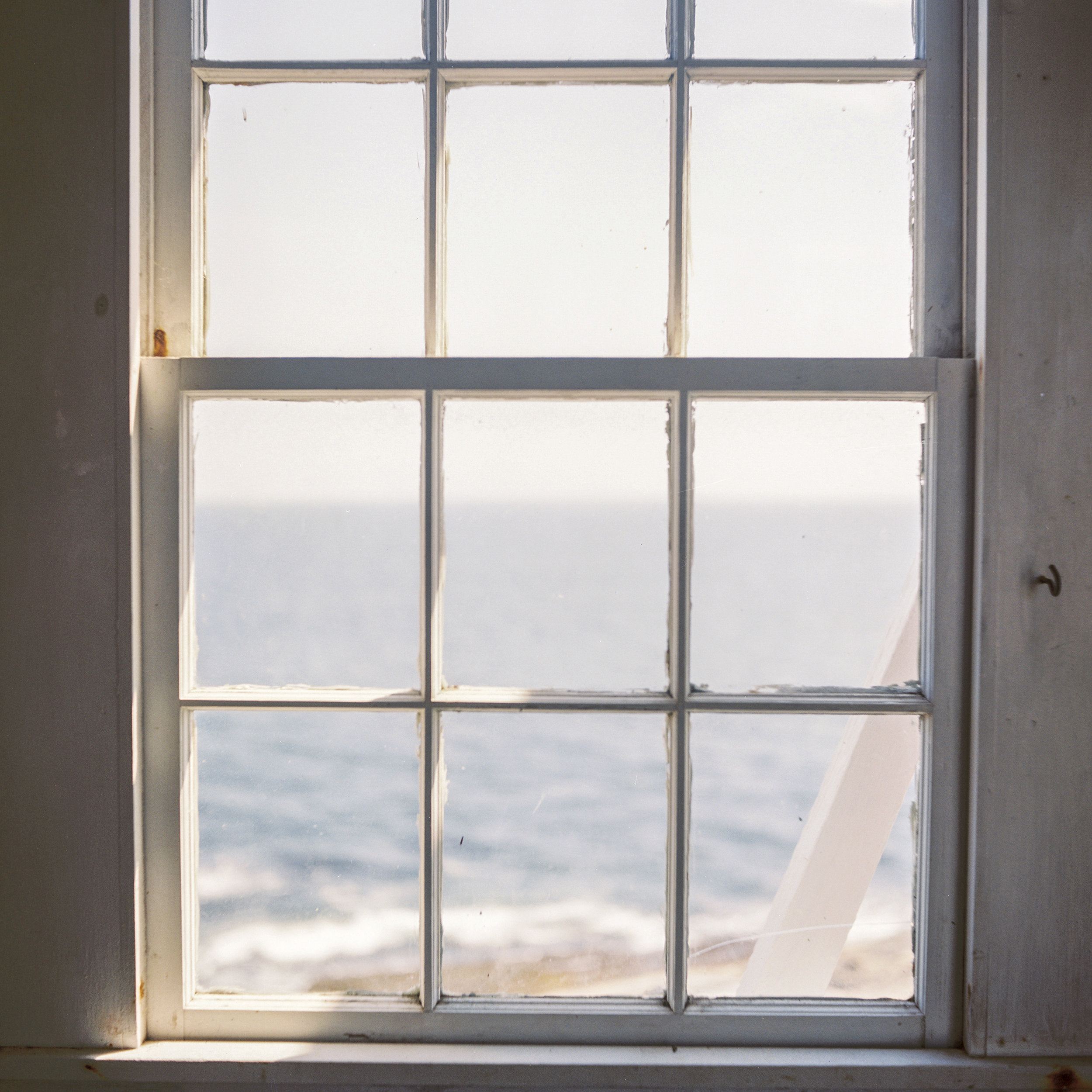 Window, Pemaquid Point, ME, 2013