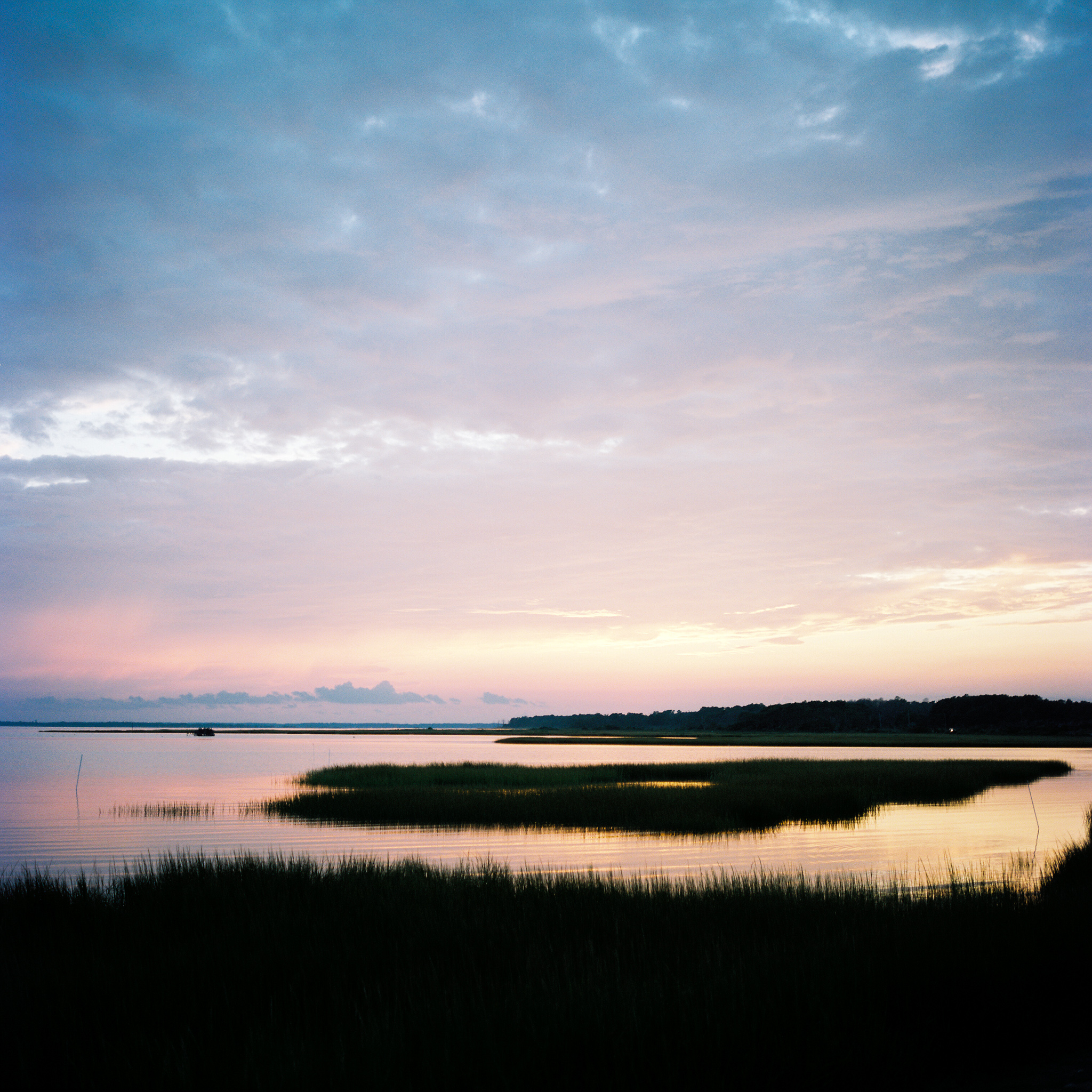 Sunset #1, Chincoteague, VA, 2016
