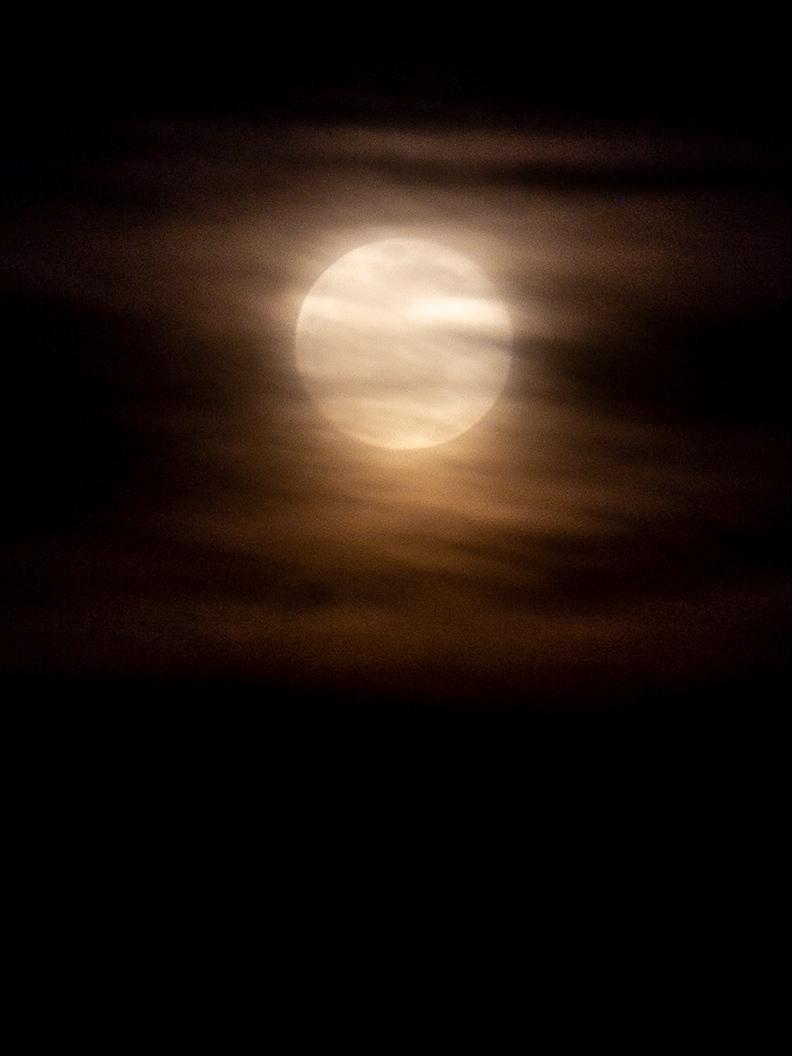 Super Snow Moon | 20190219 1835 E:38.96x77.00@84m
