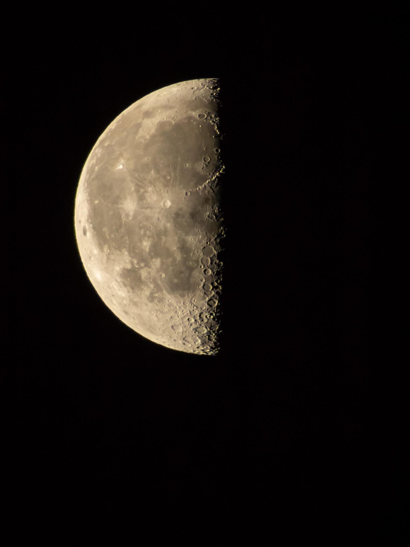 Last Quarter Moon | 20190526 0513 E:38.96x77.00@84m