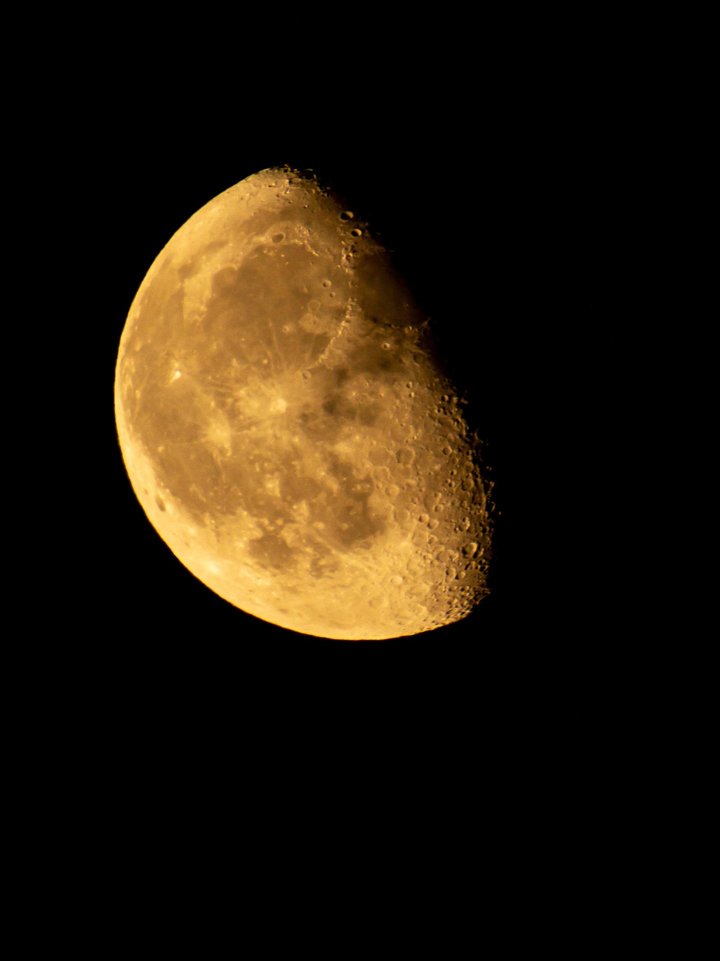 Waning Gibbous Moon | 20190623 0140 E:38.96x77.00@84m