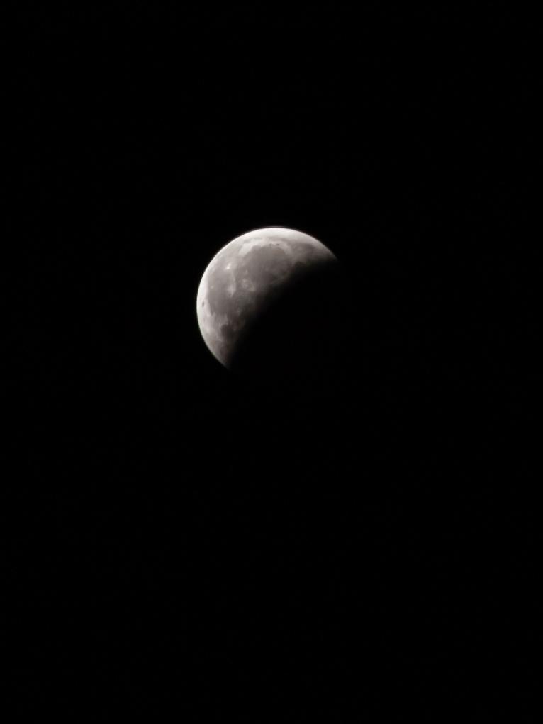 Super Blood Wolf Moon Partial Eclipse | 20190121 0122 E:38.96x77.00@84m