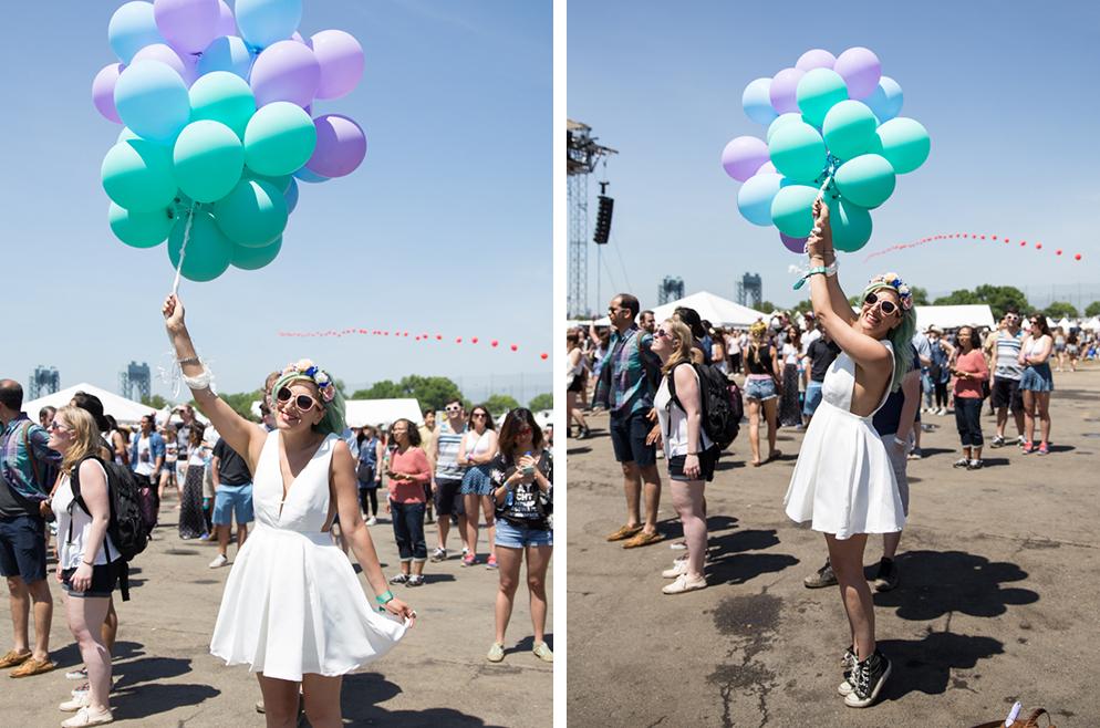 Gov Ball Balloon Fairy