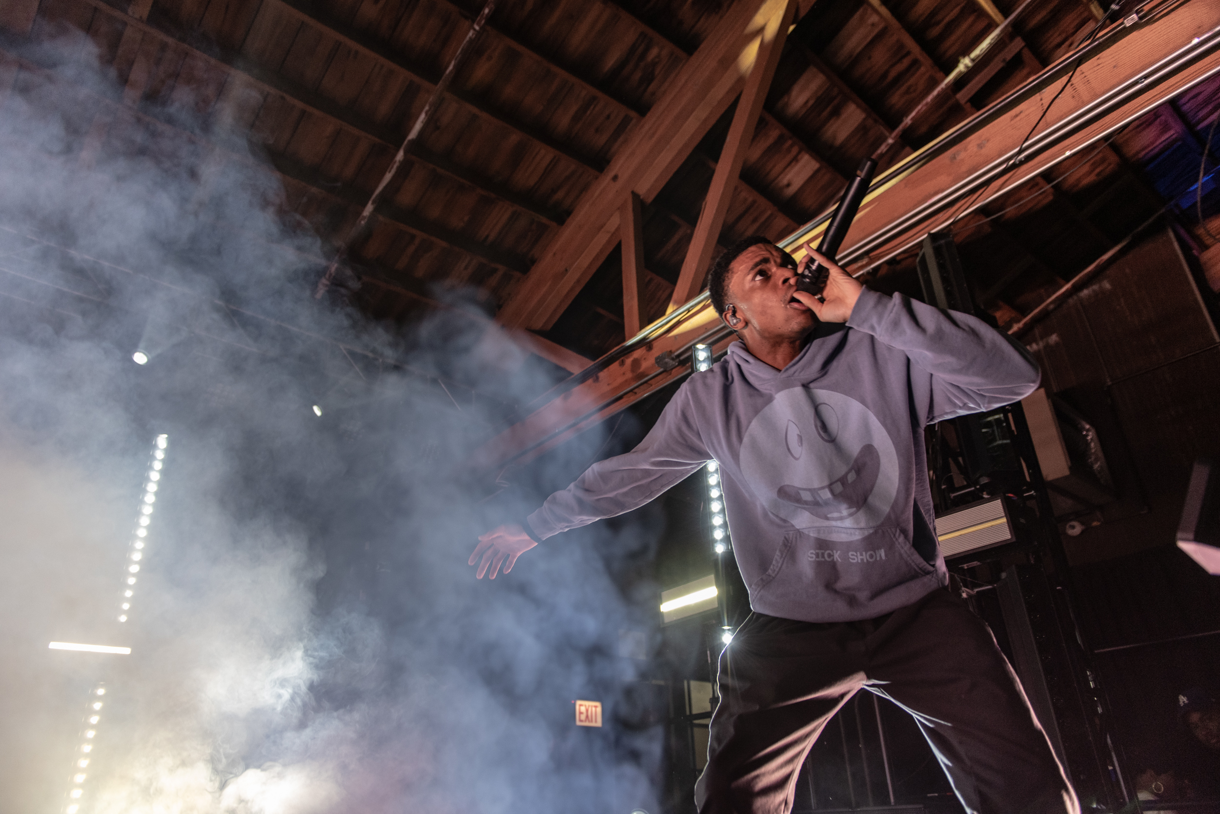 Vince Staples at House of Vans Chicago