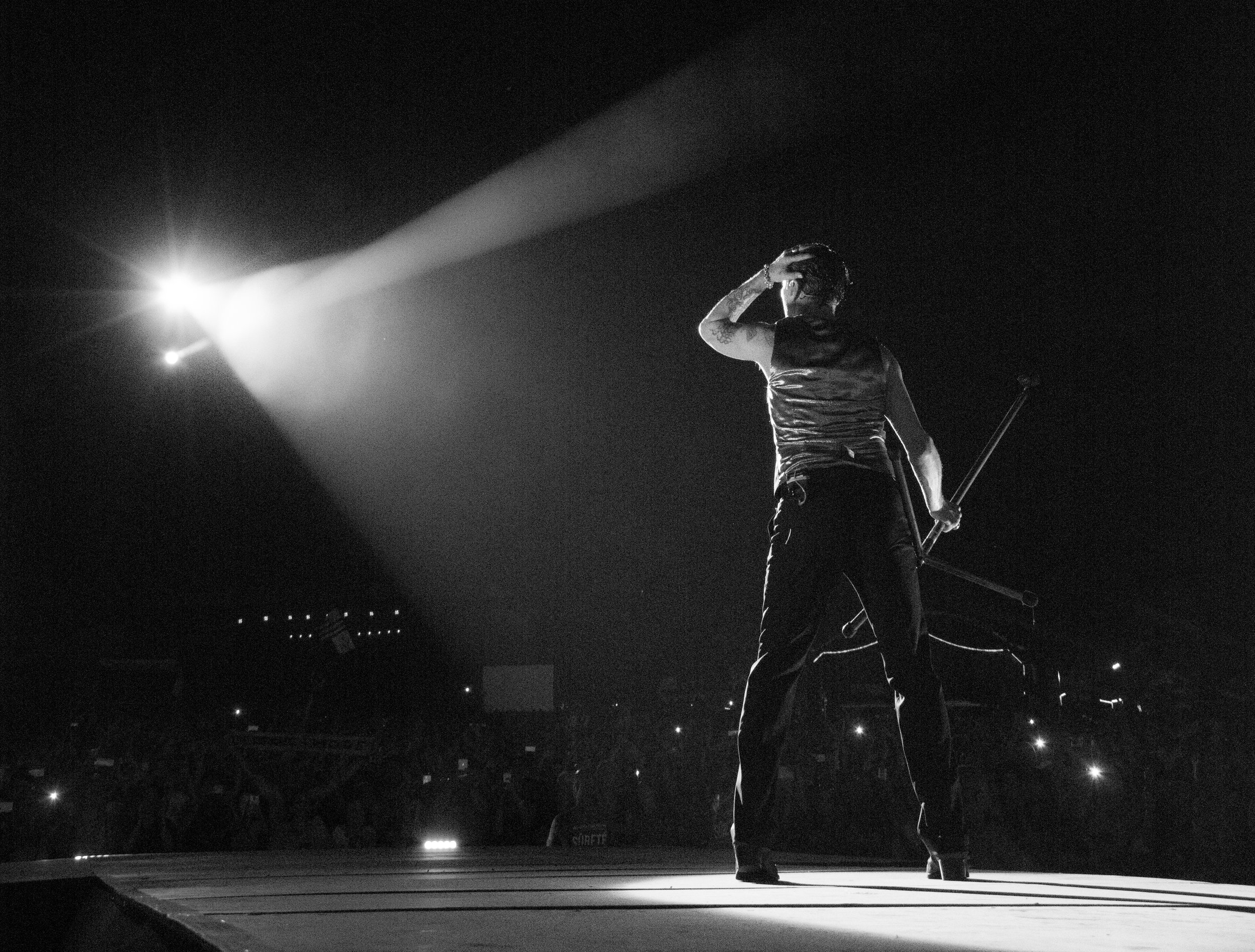 Depeche Mode | Abi Raymaker