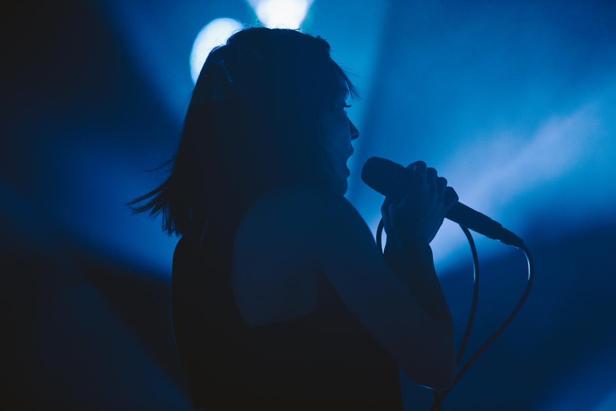 Elizabeth Friar | CHVRCHES