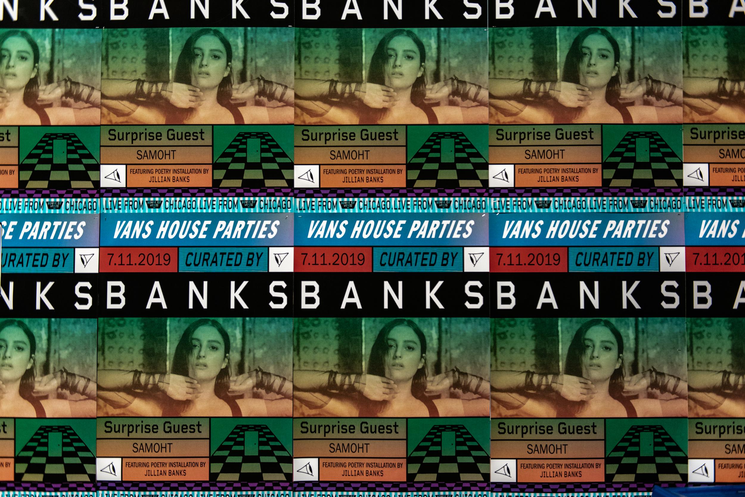 BANKS & Samoht - House of Vans Chicago