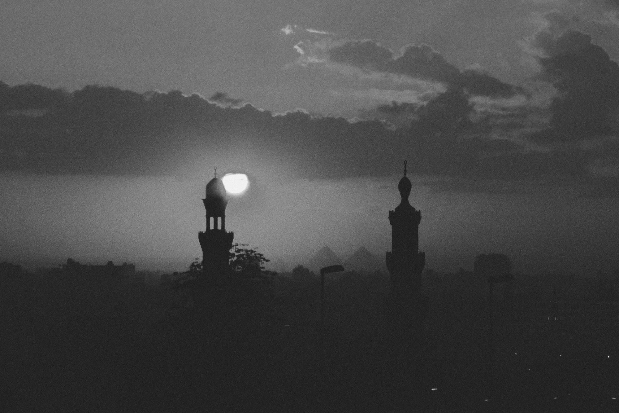 Pyramids and Minarets