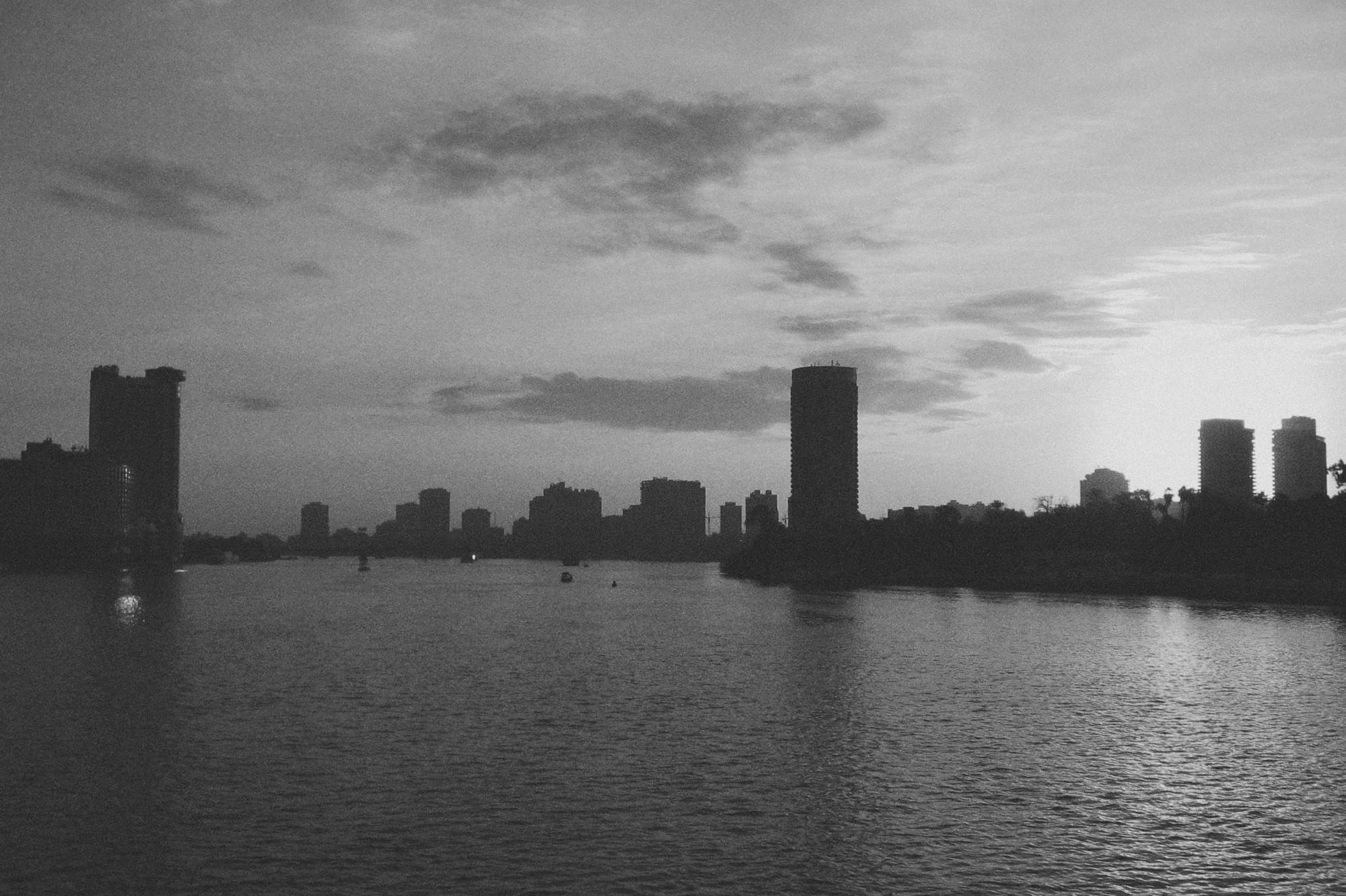 Above Nile