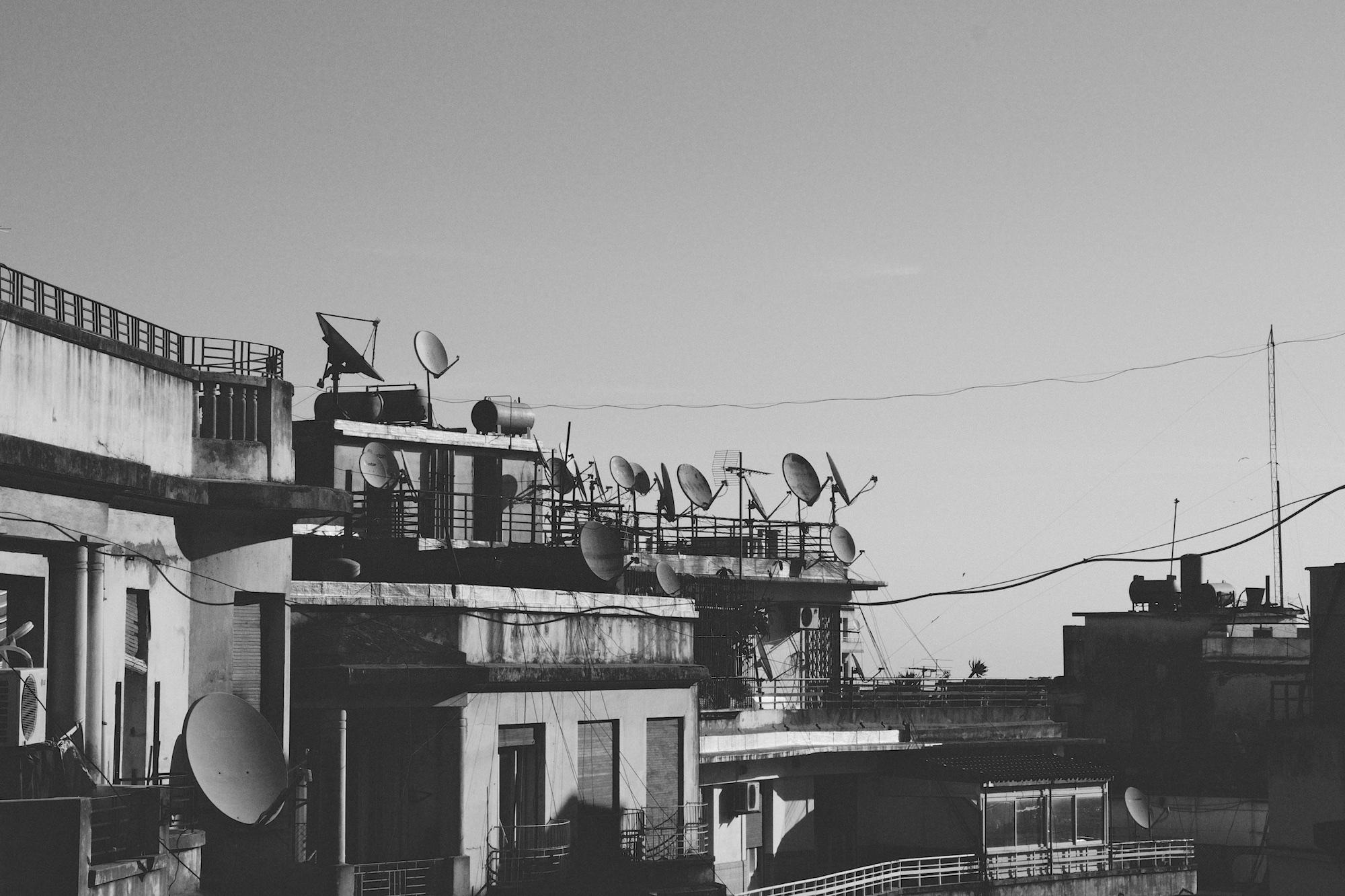 Satellites of Algiers